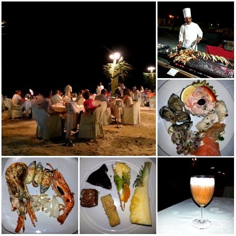 barbecue la pirogue mauritius