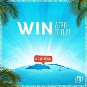 concorso per vincere un viaggio alle isole fiji