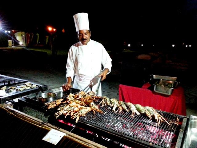 fish barbecue mauritius