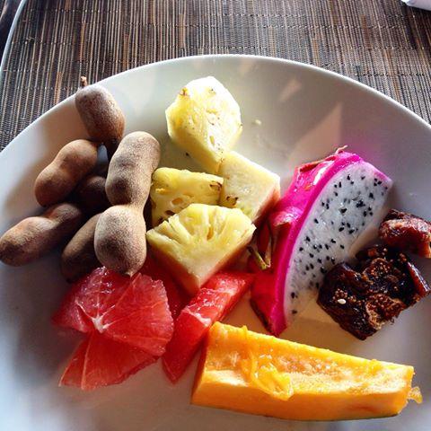 frutta esotica mauritius