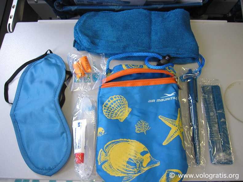 kit air mauritius
