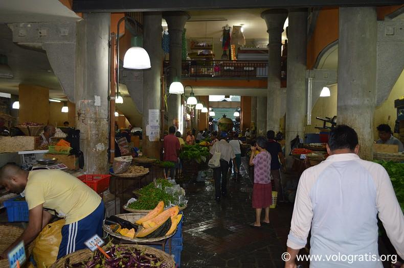viaggio a mauritius mercato di port louis