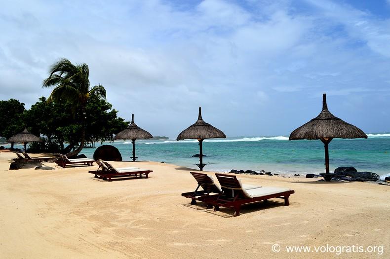 viaggio a mauritius spiaggia the oberoi