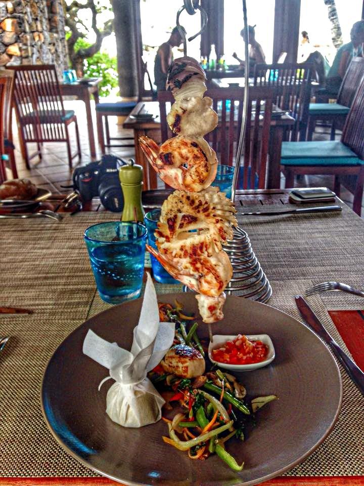 spiedino pesce mauritius