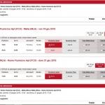 Solo per oggi voli Air Malta a meno di € 70 andata e ritorno, anche per il weekend