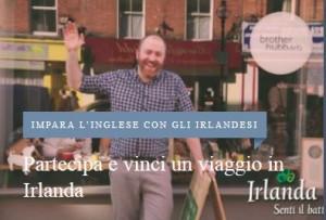 VINCERE UN VIAGGIO IN IRLANDA