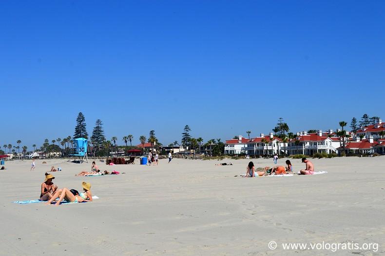 coronado beach diario di viaggio a san diego