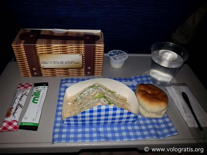 food british airways