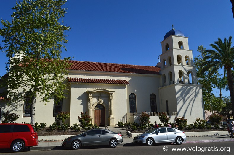 immaculate conception church san diego