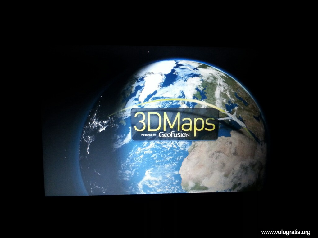 mappa 3d airbus a380