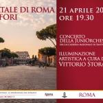 Per il Natale di Roma musei gratis, visite guidate, concerti e nuova illuminazione per i Fori