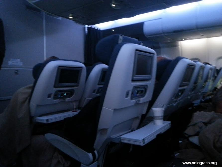 sedili airbus a380