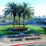 Come raggiungere il centro di San Diego dall'aeroporto