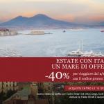Biglietti Italo scontati del 40%