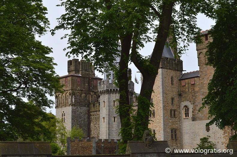 diario di viaggio a cardiff il castello