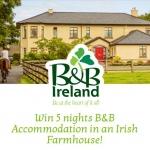 Concorso per vincere un soggiorno in Irlanda
