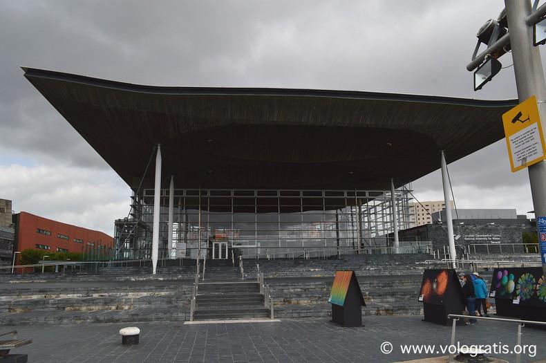 parlamento del galles