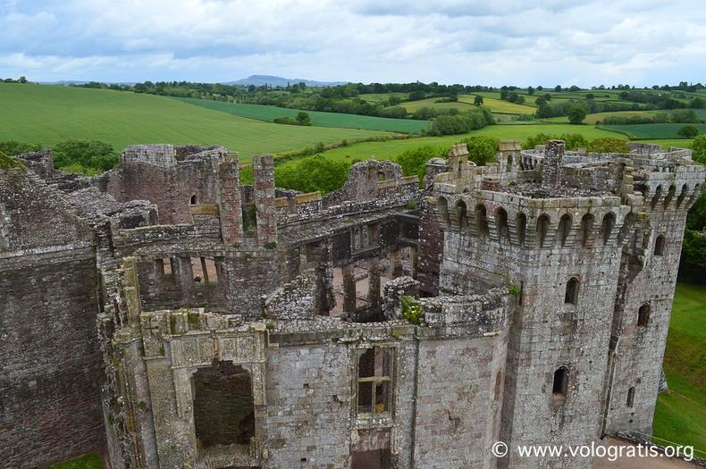 raglan castle galles (3)