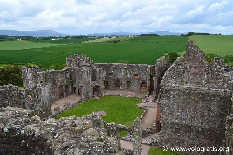 raglan castle galles (4)