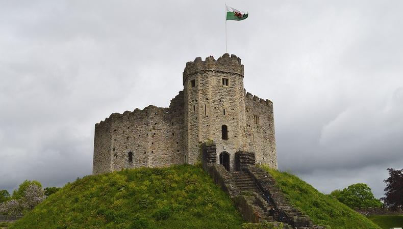 diario viaggio a Cardiff