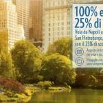 Voli Meridiana da Napoli scontati del 25%