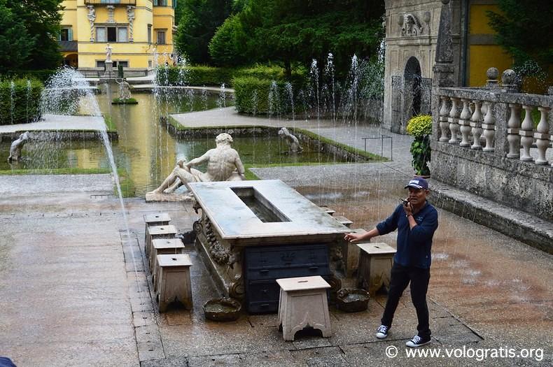hellbrunn da visitare a salisburgo