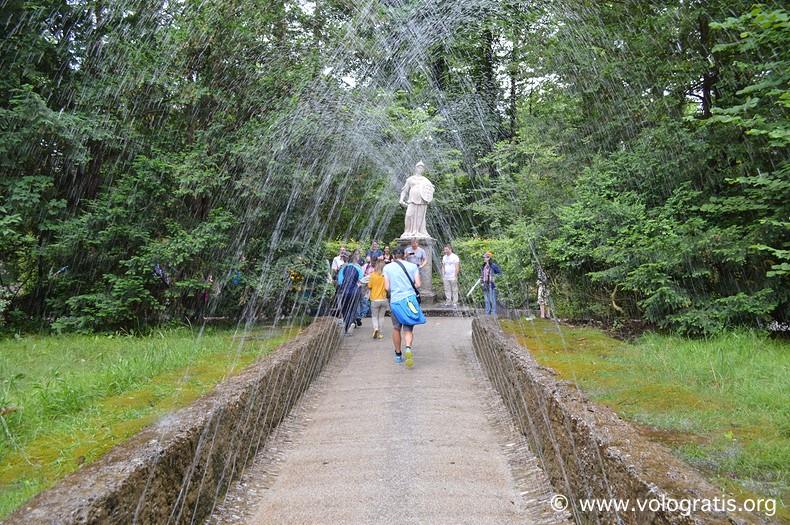 giardini di hellbrunn con scherzi d'acqua (5)