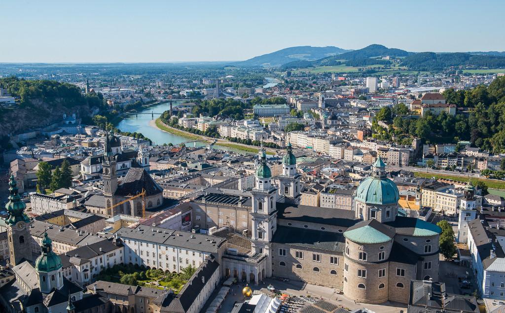 Il video del nostro weekend a Salisburgo