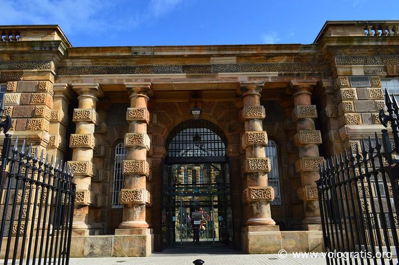 Crumlin Road Gaol diario di viaggio a belfast