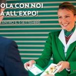 Con Alitalia entri gratis a Expo 2015