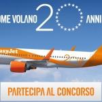 Concorso easyJet #inostri20anni per vincere voli in Europa