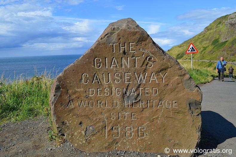 giant's causeway diario di viaggio causeway coastal route