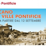 In treno dal Vaticano alle Ville Pontificie