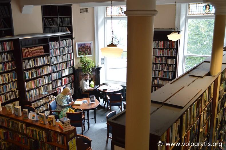 linean hall library diario di viaggio a belfast
