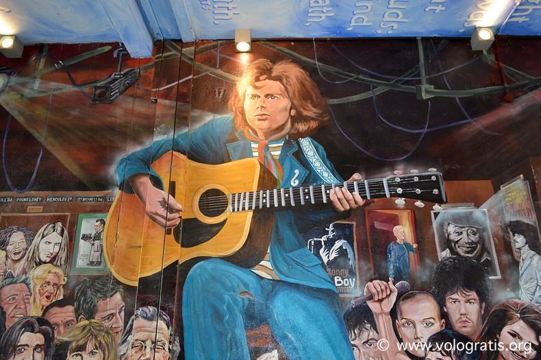 murales diario di viaggio a belfast 5