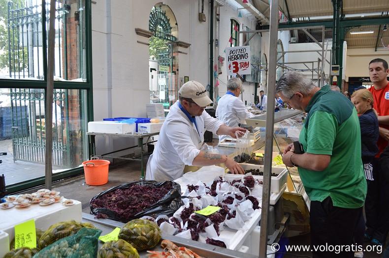 st george's market diario di viaggio a belfast