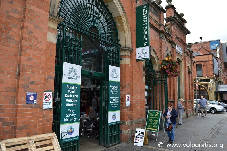 st georges market's belfast