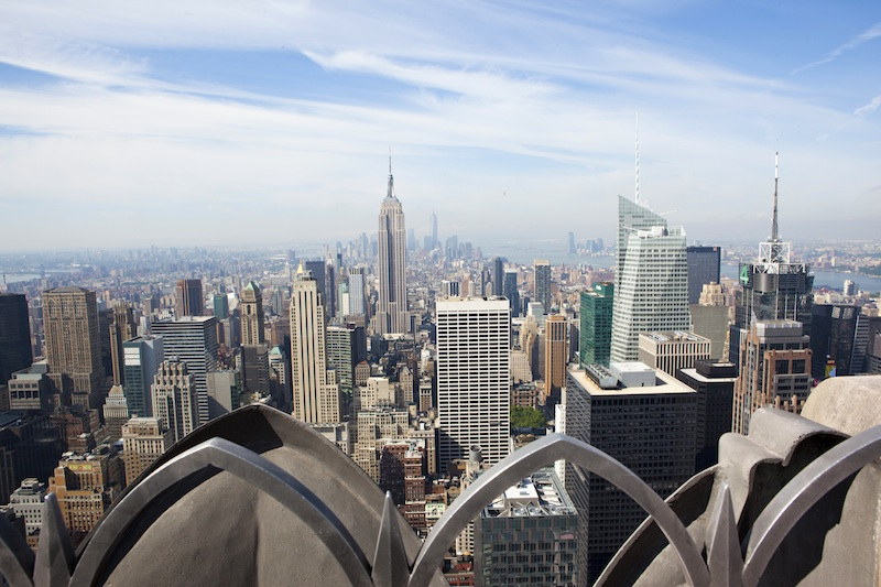 top of the rock da non perdere a new york