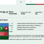 Voli Alitalia scontati del 20%
