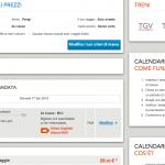 Treni TGV per Parigi e per Lione a € 29