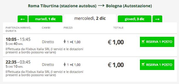roma bologna flixbus