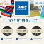 Concorso Eden Viaggi per vincere un viaggio in Messico