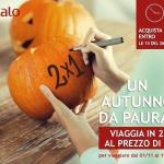 Italo treno: per l'autunno 2 biglietti al prezzo di 1