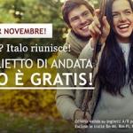 Treni Italo andata e ritorno a metà prezzo