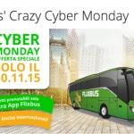 Biglietti FlixBus per l'Europa a € 9,99