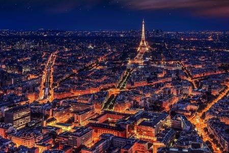 itinerario un giorno a Parigi