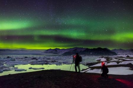 partenza per l'islanda aurora boreale