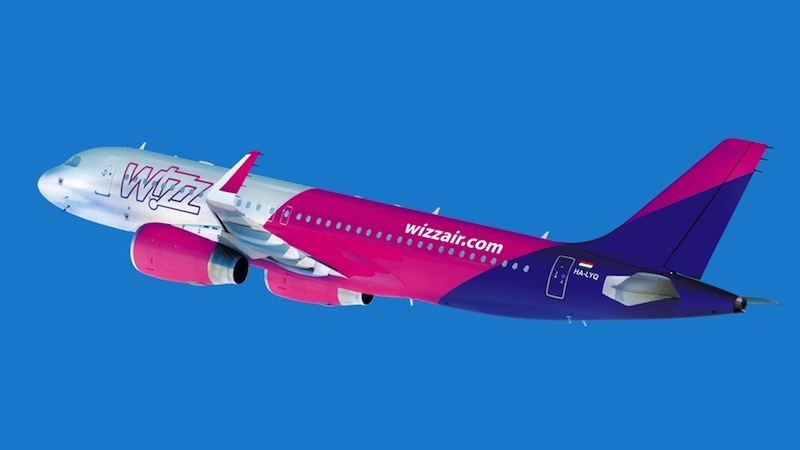 voli wizz air scontati