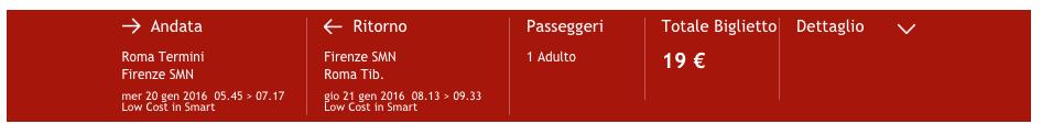 treni italo a metà prezzo