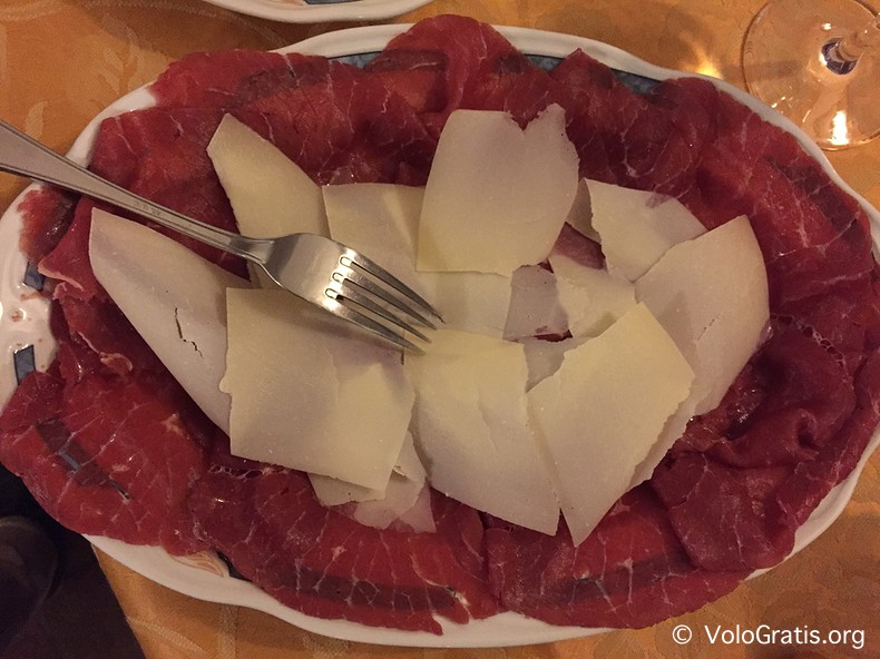 carne salada catenaccio rango